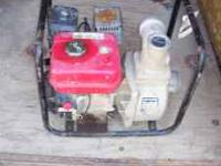 used dirt pump For more info please call  Location: