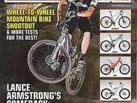 Dirt Rag #110, riding with death, What Doesnt kill you,