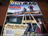 Dirt Rag #130, Issue Date: 08.15.2007( The perfect Bond