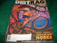 Dirt Rag #89 October 1,2001,,The Mountain Bike forum,