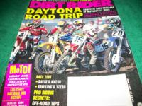 DIRT RIDER magazine, june 1997, heat suggestions and