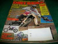 Dirt Rider, September 2002,Product of the year, First