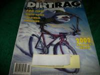 Dirt Rag # 90,11/15/2001,Pro Tips: Winter Riding,