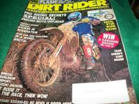 Dirt Rider,July 1990,Honda's 1991 secret weapon,