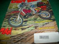 Dirt Rider, September 1991,Tests: ATK 350 Cross