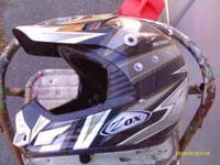 Dirtbike Helmet ZOX brand Large size, $35 bucks or an