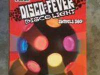 Disco Ball Nightlight - $8.00. Call:  Location: Tulsa
