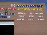 DISCOUNT AUTO BODY PARTS IS READY FOR INDEPENDENCE DAY!