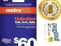 Metro PCS Refill service - Pay your monthly service You