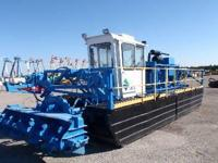 Now available 95' HT Cutter Dredge IMS 4010 This unique