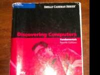 I have a 4th ed. Of Discovering Computers by: Shelly