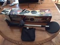 Almost brand new Discovery Metal Detector Jr. Lists new