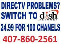 Free Dish Network satellite service system, HD FREE FOR