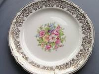 Great set of dishes for special occasions for sale.