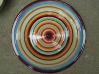 TableTops Gallery Tampico Hand Painted & Hand Crafted