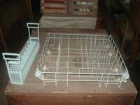 Here is a light blue dishwasher rack. This does have a