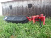 "8ft ""haymaxx"" disk mower in great shape Negotiable on"