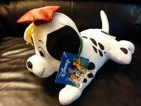 Disney 101 Dalmatians Patch Graduation Grad Cap