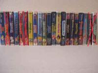 19 VHS Videos Titles Include: 101 Dalmatians, The