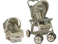 The Disney Baby Pro Pack LX Travel System Stroller in
