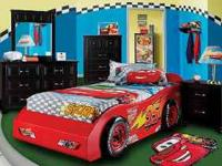 Disney Pixar Car bed Rooms to go version not the cheap