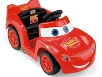 Brand New Disney Cars Lil McQueen Power Wheels. Still