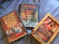 Chronicles of Narnia Wizards of Waverly Place The Movie