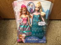 Brand New in Box never ever opened. Disney Movie Frozen