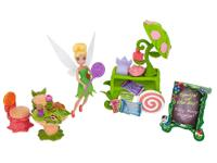 Play with Tink at The Pixie Sweet Caf. This set