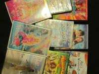 Hey There! I have many, MANY more DVD's than are listed