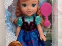 DISNEY'S FROZEN TODDLER ANNA. $35 Cash - Can fulfill