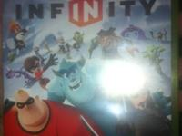 Selling a brand new copy of Disney Infinity for the