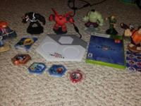 Included in this listing is the Xbox 360 Disney