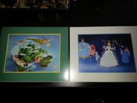 All lithographs are in excellent frameable condition.