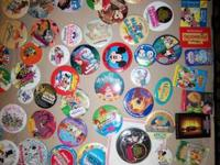 A rare find-- over 250 Disney pins found. I have over