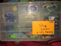 Disney Pixar Cars 2 Diecast $45 id # 112463 cash or