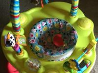 Hi. I am selling these gently used Walker & ExerSaucer