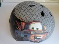 Disney/Pixar Tow Mater Skateboard Helmet / Child /