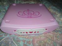 I have a Disney Princes DVD player. It works just fine,