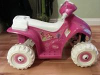 Disney Princess 6V Battery Powered Ride-On - Great