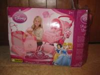 Brand new in box . Contains a Princess Pram with