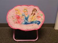 I have a Disney Princess Moon Chair for sale.