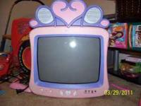 Disney Princess TV Has remote Please call