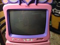 Excellent condition, Disney Princess TV & DVD Player,