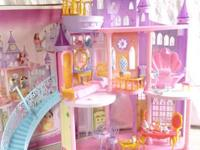 """Disney Princess Ultimate Dream Castle"" Over 3' tall"