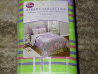 "Disney ""Royal Horses"" Dream Collection HTF Full Bed"