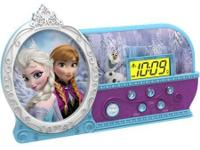DISNEY'S FROZEN NIGHT GLOW MUSICAL ALARM CLOCK - BRAND