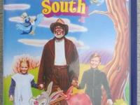 Walt Disney's. SONG OF THE SOUTH PAL-VHS FORMAT VIDEO.
