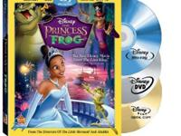 3 Disc Combo Pack Includes: Disc 1 - Blu-Ray Feature