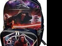 This awesome Disney Star Wars backpack with detachable